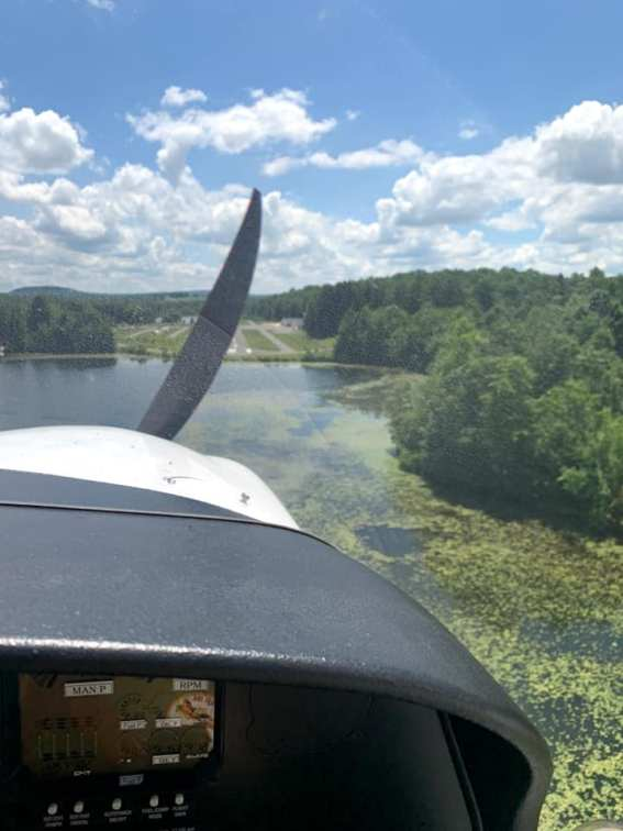 Private Flying to Aeroflex-Andover Airport
