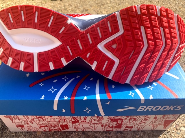 Brooks Launch 7 Shoe Review