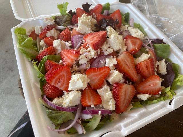 Jumboland Diner (Branchville) jumboland special salad