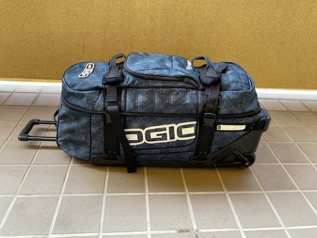 Oigo Suitcase Review