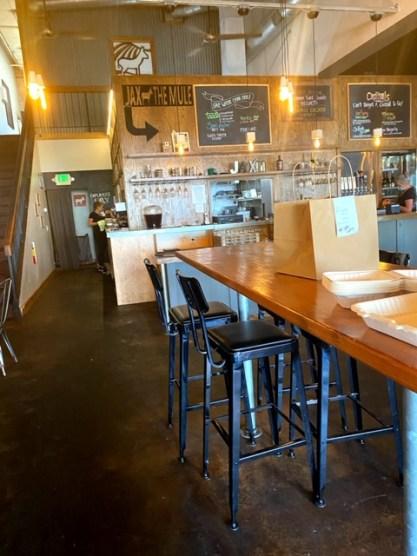 Jax Diner (Napa) inside
