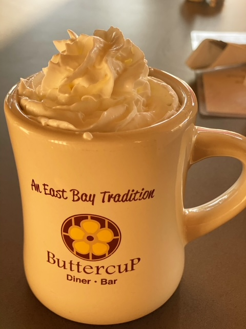 ButtercuP Diner (Walnut Creek) coffee