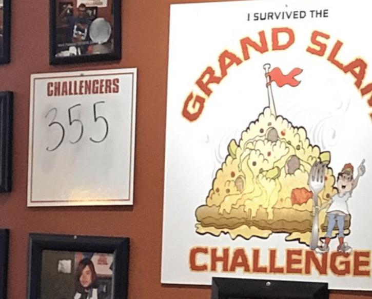 Batter Up Pancakes (Fresno) grand slam