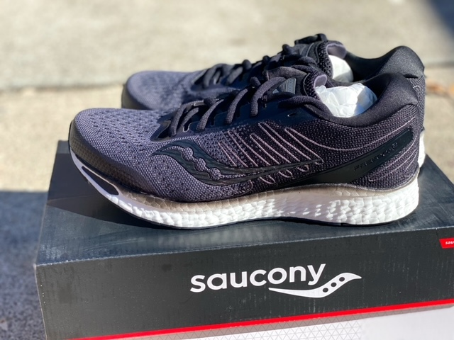 Saucony Freedom 3 Shoe Review