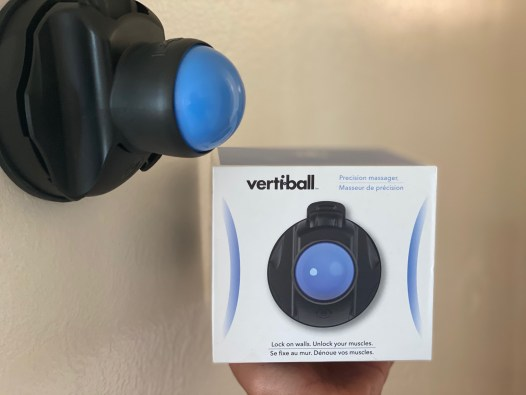Vertiball Back Massager Review