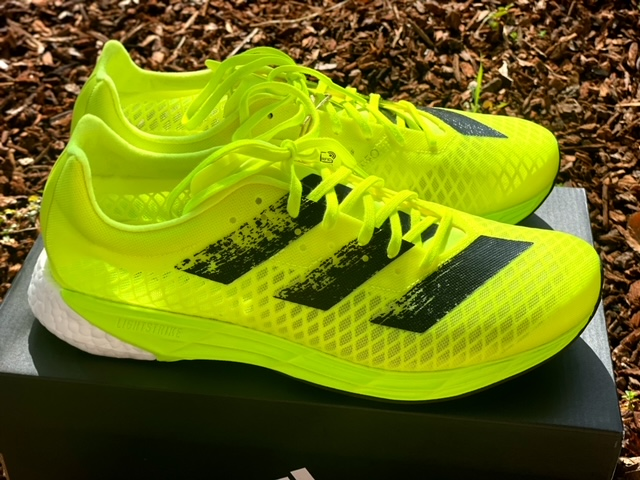 adidas Adizero Pro Shoe Review