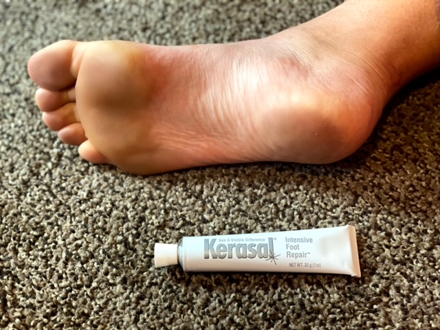 Kerasal Foot Repair: