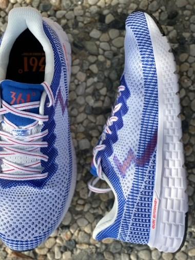 361 Degrees Fierce Shoe Review