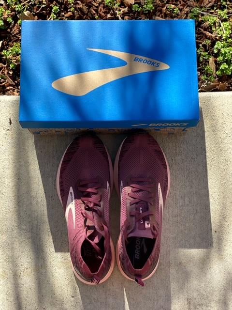 Brooks Levitate 4 Shoe Review