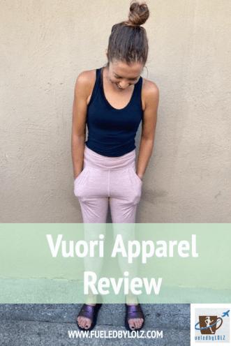 Vuori Clothing Review