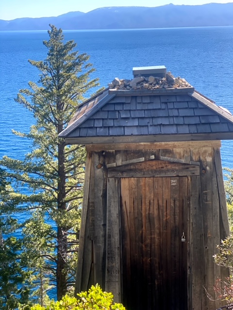 Running the Rubicon Trail at Emerald Bay State Park