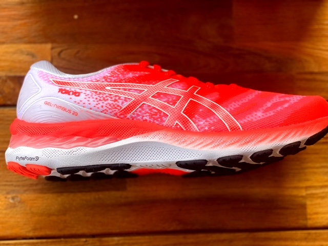 Asics Nimbus 23 Shoe Review