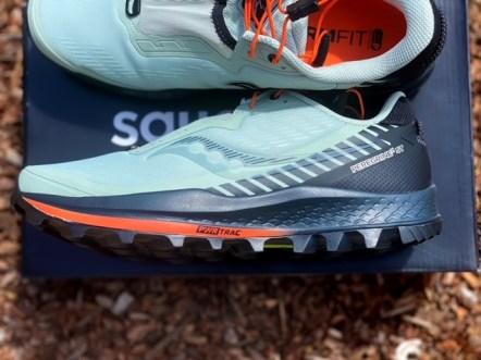 Saucony Peregrine 11 ST Shoe Review