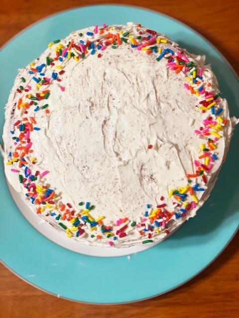 Easy Funfetti Cake Recipe