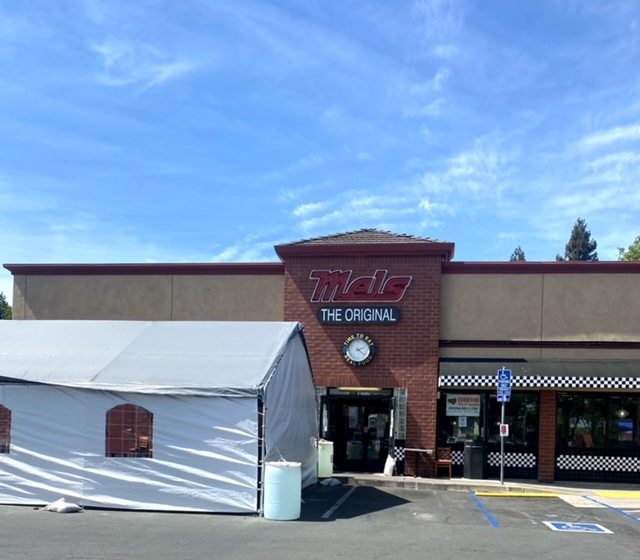 The Original Mel's Diner (Vacaville)