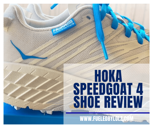 Hoka Speedgoat 4 Shoe Review