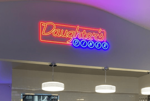 Daughter's Diner (Oakland, CA)