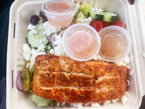 Boulevard Diner (Dundalk, Md) greek salad