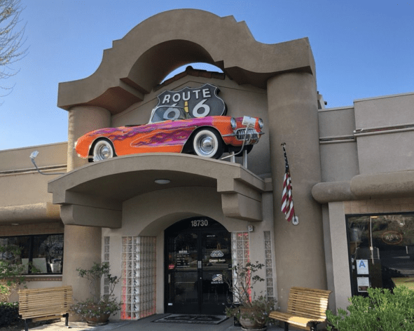 Route 66 Classic Grill (Canyon Country, CA)