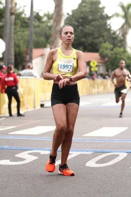America's Finest City Half Marathon Recap (1:33.22)