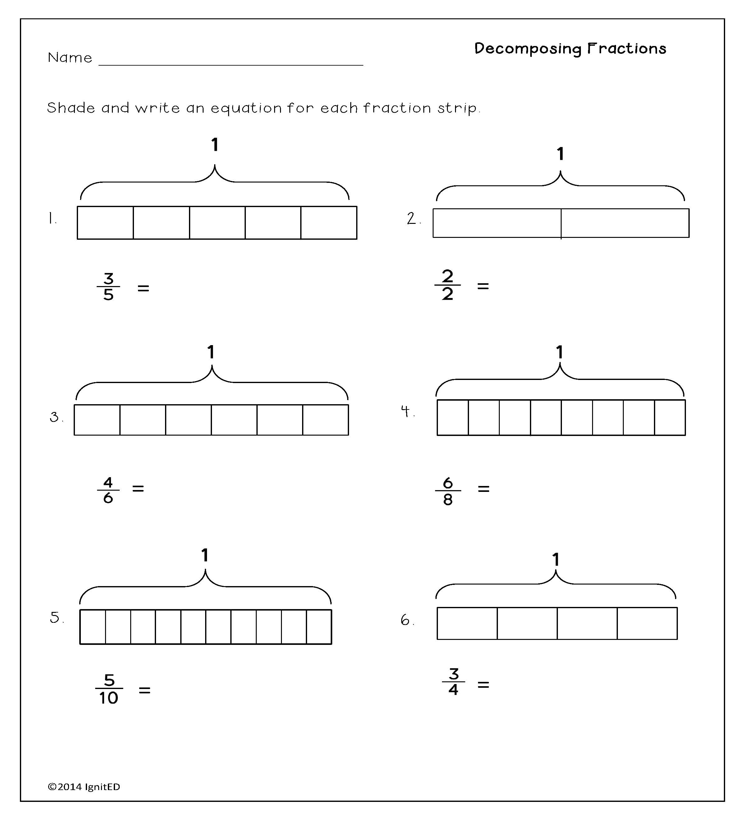 Tape Diagram Multiplication