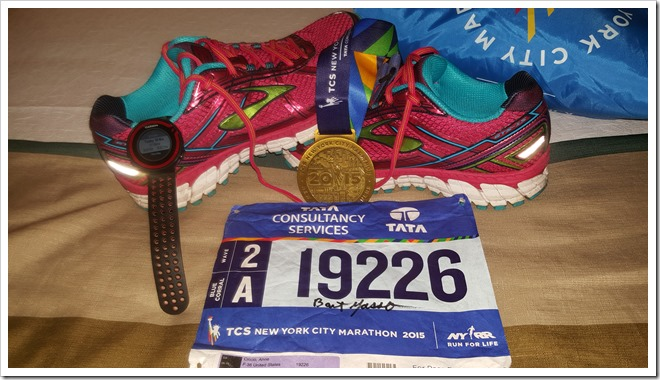 New York City Marathon 2015 - MY Recap