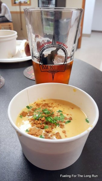 Breads and Brews II - Soup and Berliner Weisse