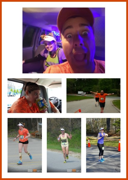 Ragnar Relay Cape Cod 20167