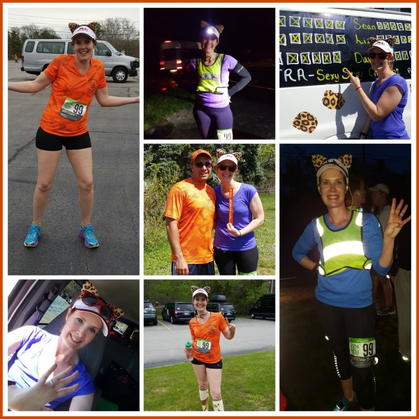 Ragnar Relay Cape Cod Collage