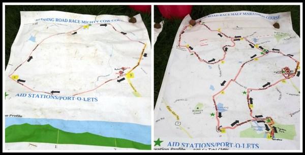 Redding Road Race - Course Maps
