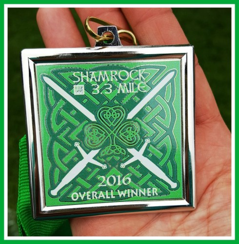 Shamrock Duathlon & 3.3 mile run