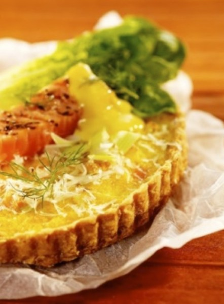 Jarlsberg® Cheese Quiche