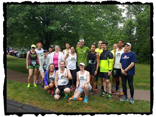 Amica Iron Horse Half Marathon
