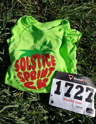 Solstice Sprint 5k