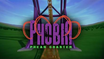 Phobia Roller Coaster