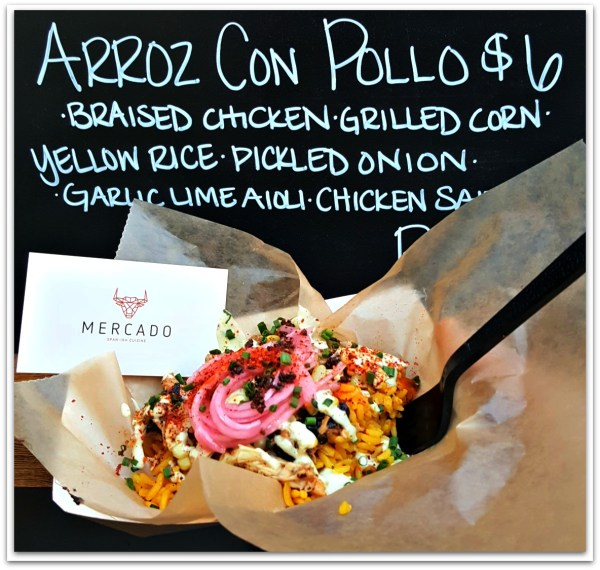 Mercado's Arroz Con Pollo
