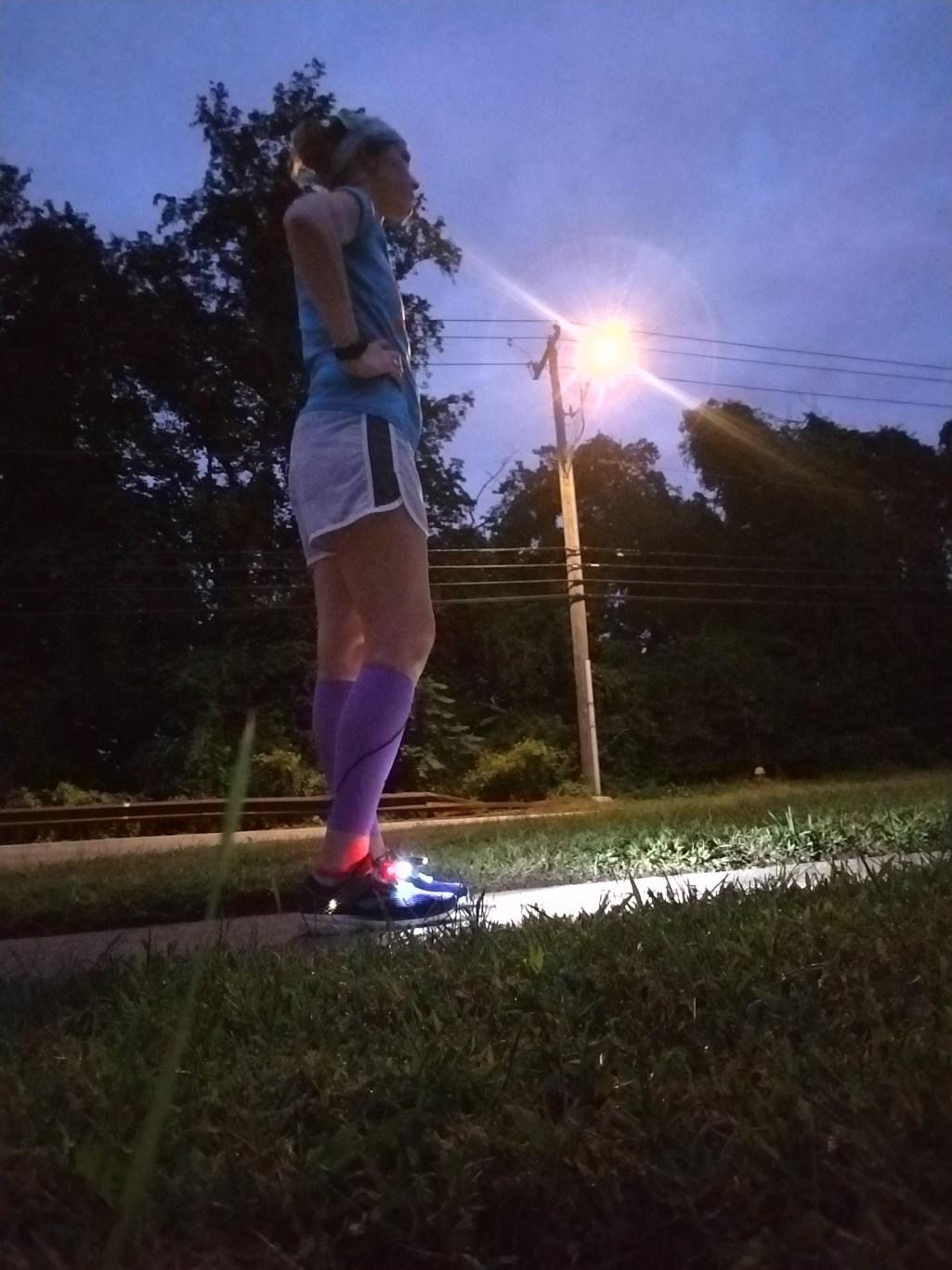 Feet lights