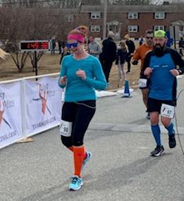 Colchester Half Marathon Recap - Oh 'Dem Hills