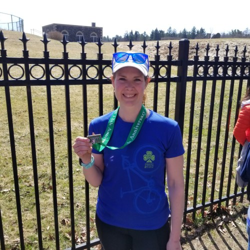 Great Hartford Quarter Marathon - Faster as a Master