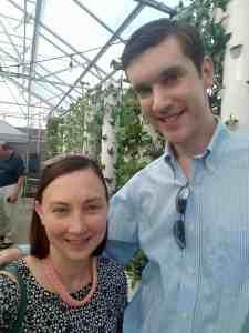 Michael & Rachel Flavin at Hamilton Farms