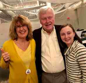Sherry & I with Jay Martin (Juice Plus+ Founder & Chairman)