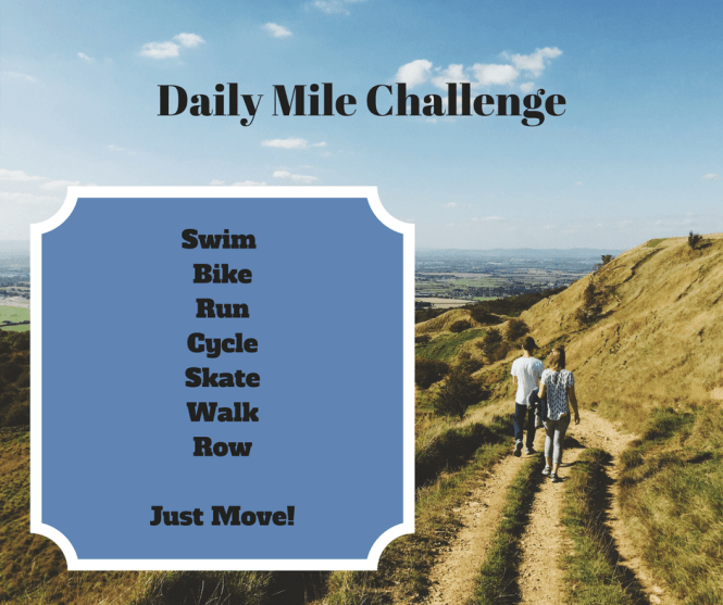 daily mile challenge