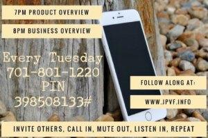 JPFV Weekly Calls