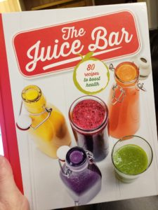 The Juice Bar book