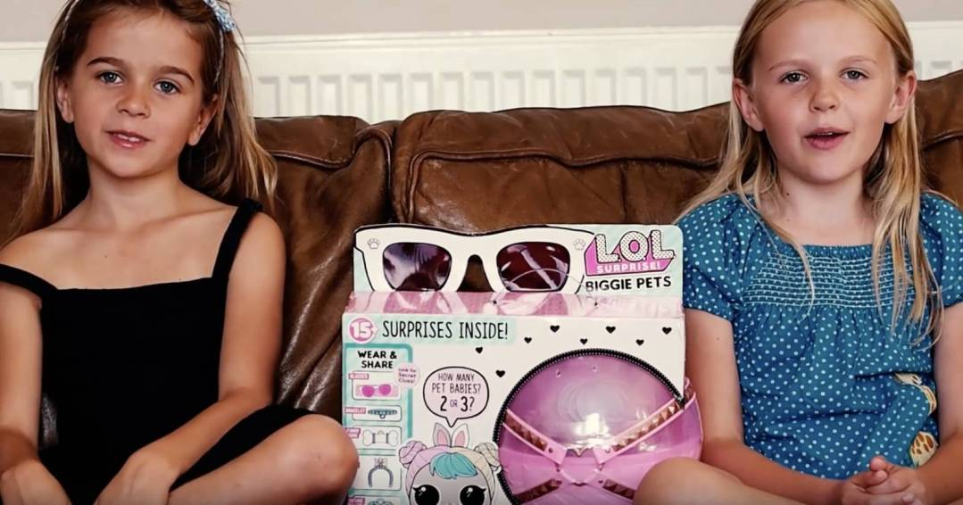 LOL Surprise Biggie Pets Unboxing