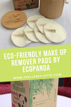 Eco-Friendly Make Up Remover Pads by EcoPanda