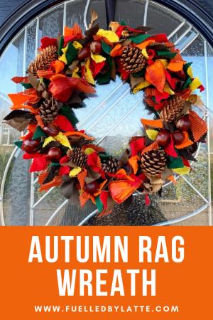 Autumn Rag Wreath