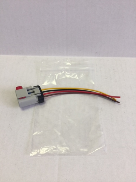 new pigtail fuel pump connector wiring harness fit chevrolet rh fuelpumpexpress com
