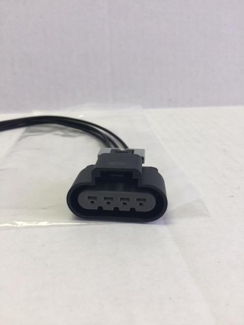 gm pigtail fuel pump wiring harness plug connector 4 pin rh fuelpumpexpress com GM Radio Adapter Kit GM Trailer Harness