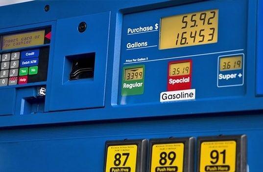 High Gas Prices Hurt Economy More Than Lower Gas Prices Help